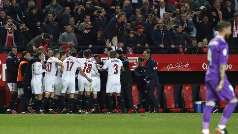 El Sevilla también frenó la racha del Madrid y sin estar primado por la Real