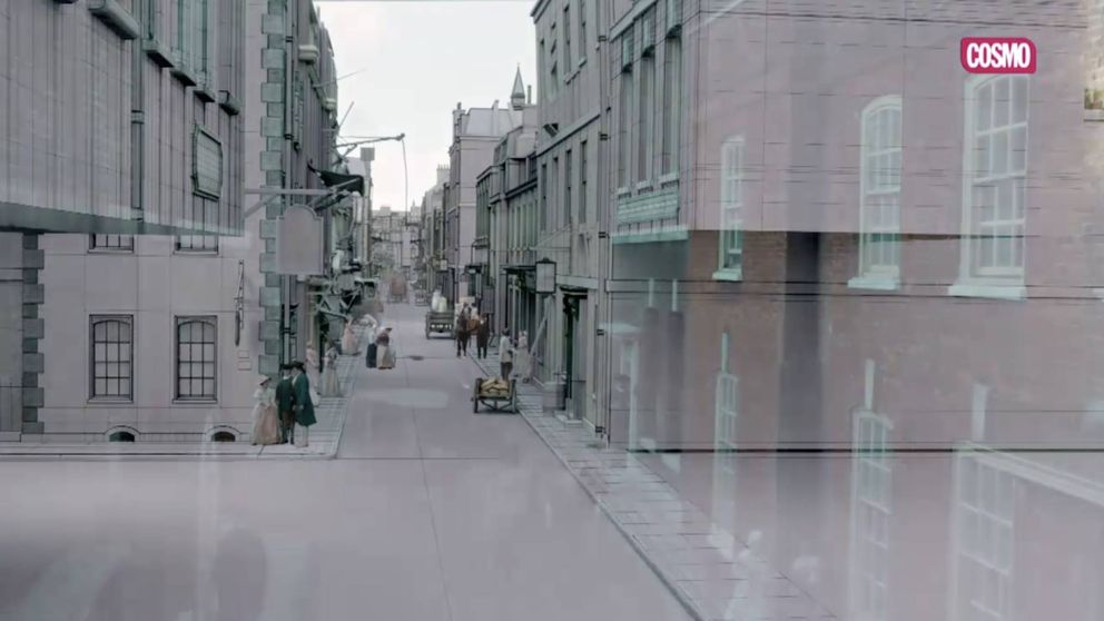 Así son los efectos visuales de 'Harlots', la nueva serie de época de Cosmo