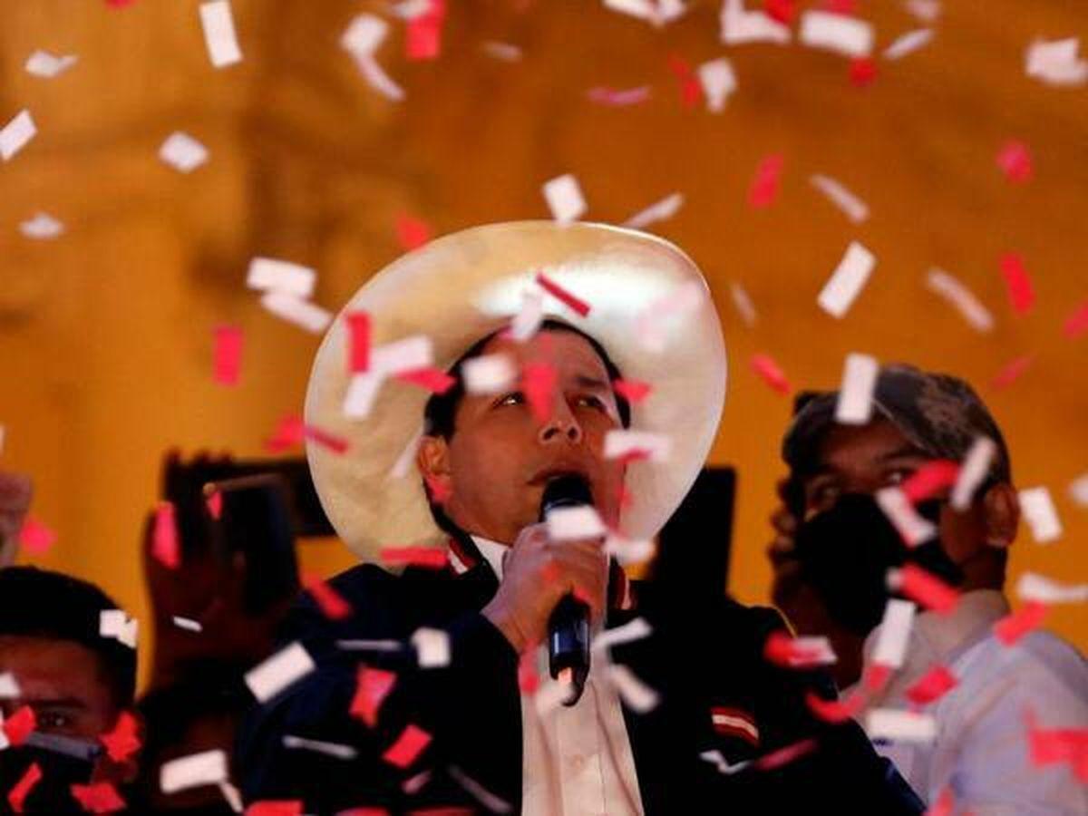 Foto: El presidente de Perú, Pedro Castillo. (Reuters)