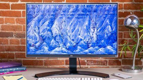 Cinco monitores infalibles para trabajar en casa como si estuvieras en la oficina