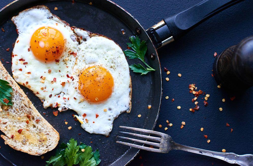 Foto: Los huevos son un clásico de nuestra gastronomía. (iStock)
