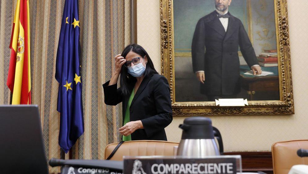 Foto: Cinta Pascual Montañés, presidenta del Círculo Empresarial de Atención a Personas. (EFE)