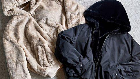 Que el frío no te detenga con este abrigo de Primark suave y calentito