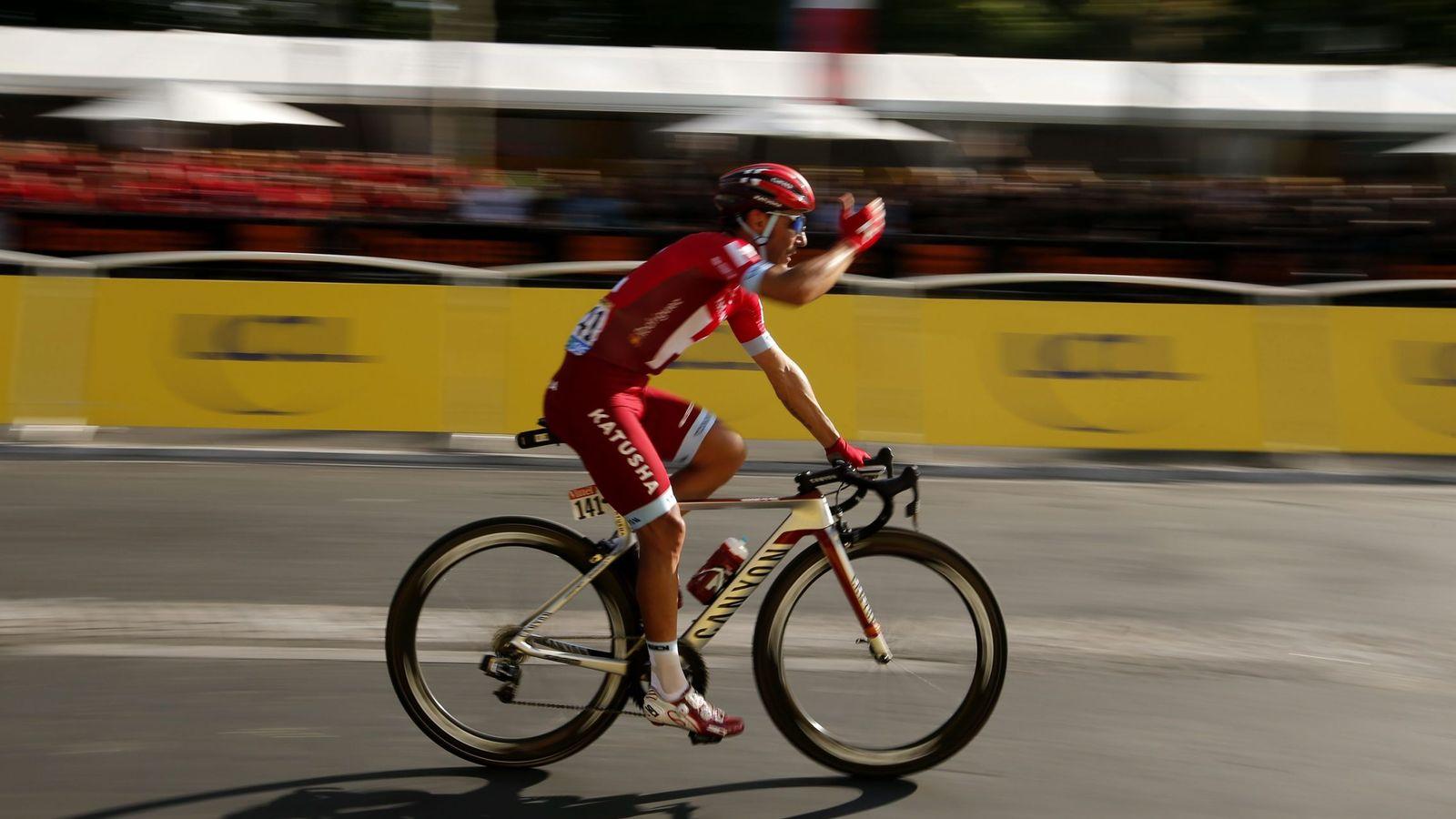Foto: Purito alargará un año su carrera (Yoan Valat/EFE-EPA)