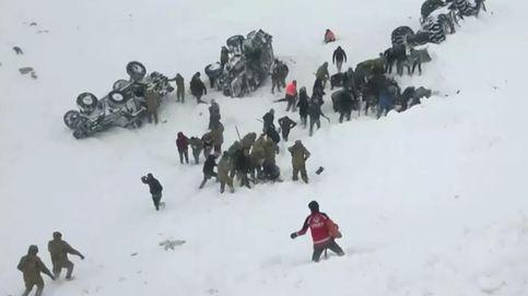 Catástrofe en un rescate en Turquía: al menos 38 muertos y decenas de atrapados