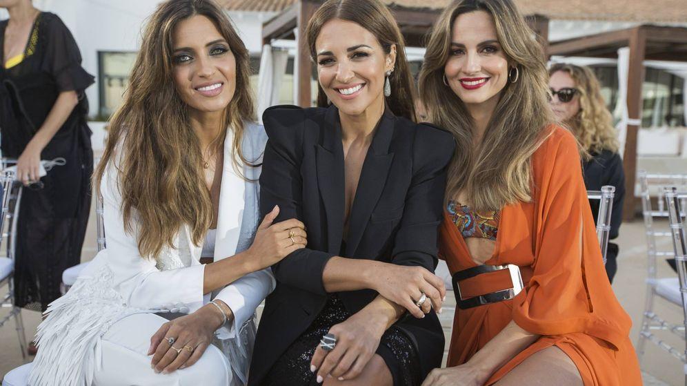 Foto: Sara Carbonero, Paula Echevarría y Ariadne Artiles (Cordon Press)