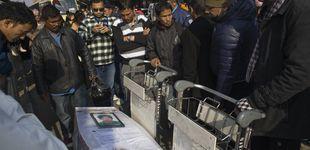 Post de Nepalíes en las obras del Mundial: crónica de una muerte anunciada