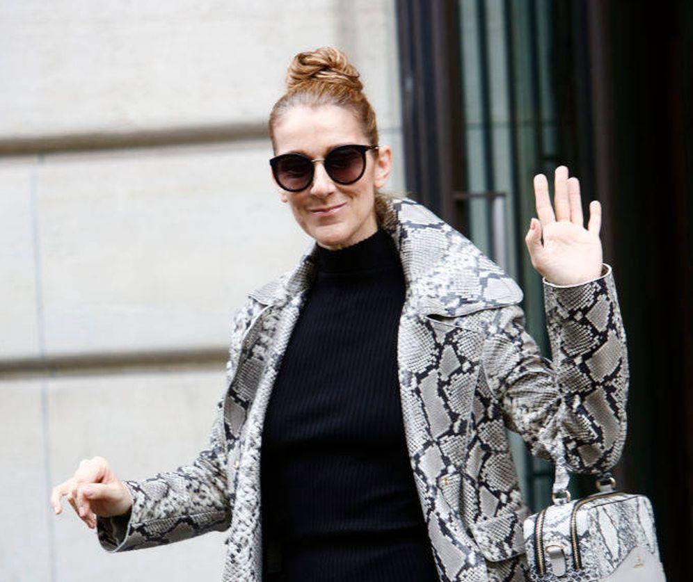 Foto: Celine Dion en una imagen de archivo. (Getty Images)