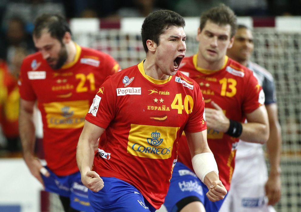 Foto: El bronce es la medalla que más veces ha ganado España (EFE)
