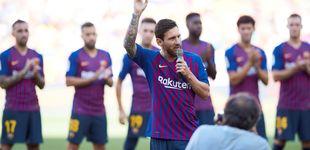 Post de La fiesta culé ha empezado: Messi enciende la mecha y el Madrid pega el petardazo