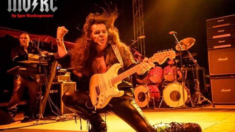 Yngwie Malmsteen o el gesto más egocéntrico del rock que he visto