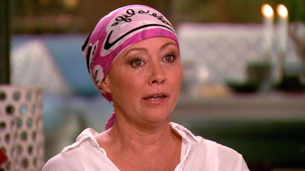 El romántico mensaje de Shannen Doherty a su marido por su apoyo contra el cáncer