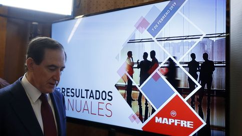 Mapfre gana 127 M hasta marzo (-32%) y pospone decisión sobre el dividendo