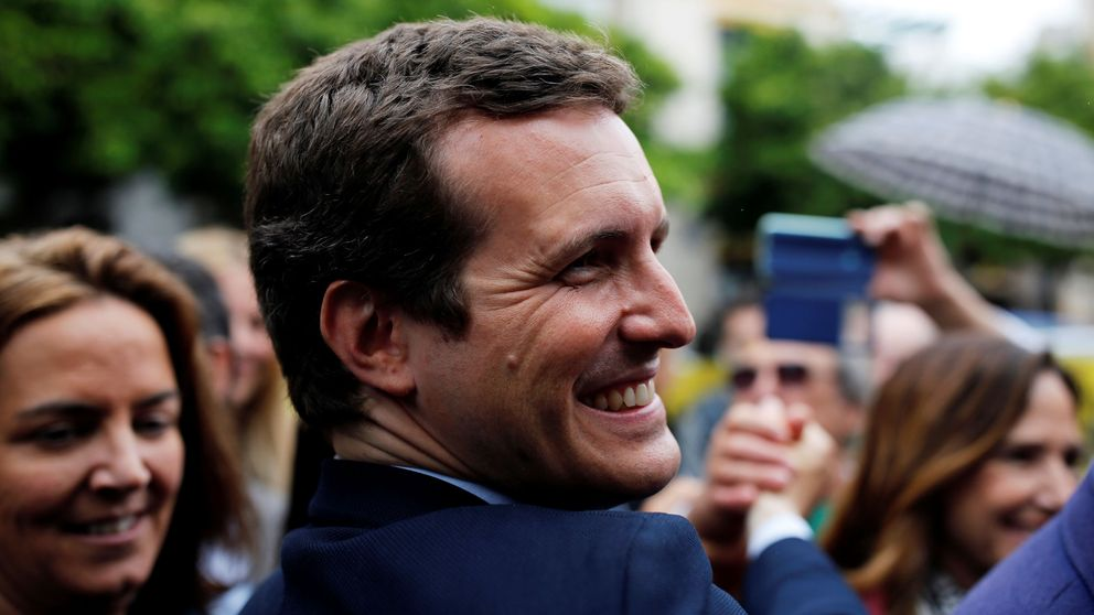 Elecciones generales: Casado apuesta por la vía andaluza para gobernar