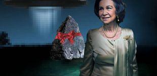 Post de El enigma de Zarzuela: Letizia, Sofía y la piedra 'extraterrestre' de J. J. Benítez
