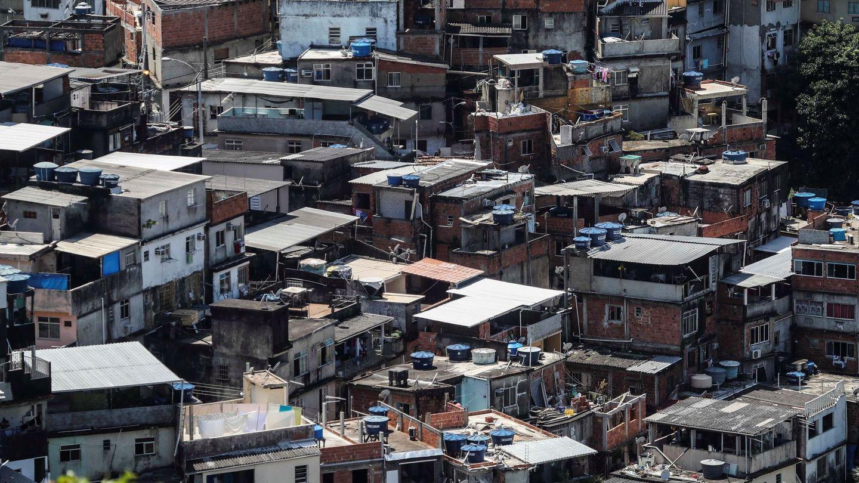 Favela de Río de Janeiro. (EFE)