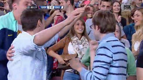 Antonella Roccuzzo se queda sin palabras con la dedicatoria de Messi