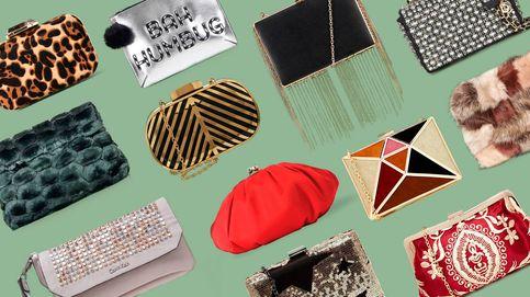 25 bolsos de fiesta a los que no podrás resistirte