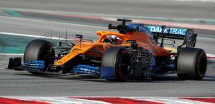 Post de Test de pretemporada de F1 en directo: Carlos Sainz en acción con el mejor McLaren