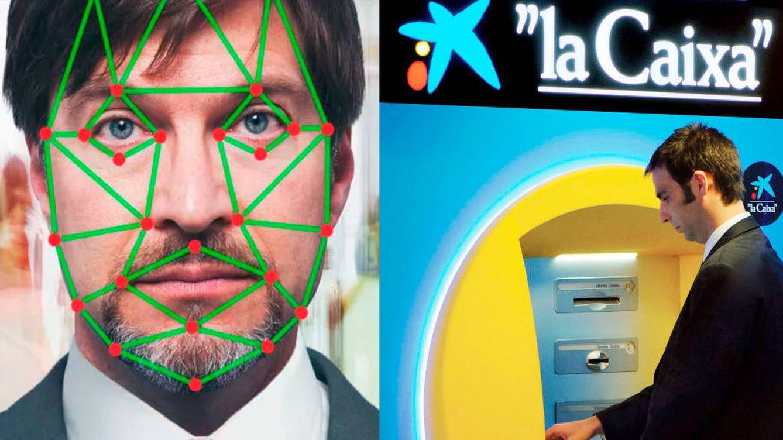 Sacar dinero 'por la cara': CaixaBank impone tecnología biométrica en sus cajeros
