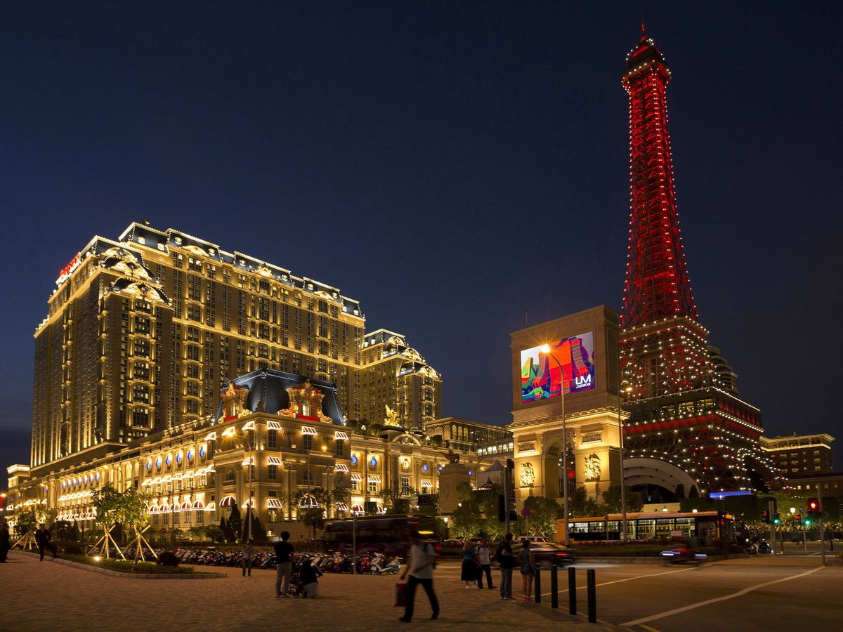 Foto: Un casino en Macao. (Reuters)