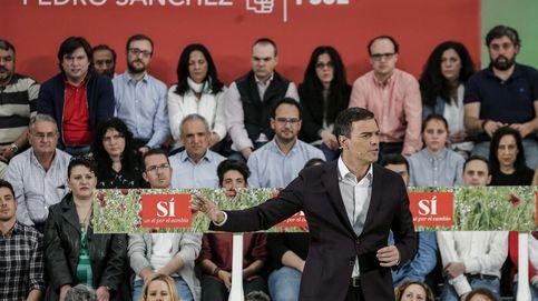 El PSOE busca rescatar votantes de Podemos señalando su 'contaminación' de IU