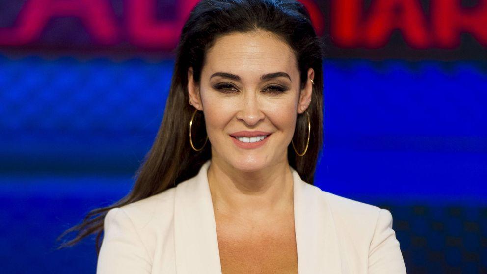 Vicky Martín Berrocal deslumbra con un traje de Zara