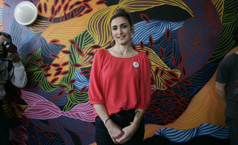 Foto: Julie Gayet en el Festival de Cine Francés de Málaga (Gtres)