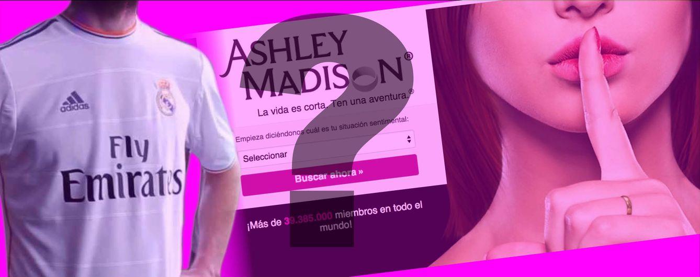 Foto: Un jugador del Real Madrid, en la lista de infieles de Ashley Madison