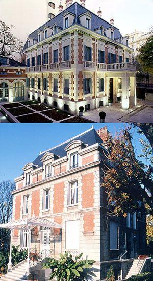 El 'glamour' de G.H.Mumm, en un palacete de Chamberí