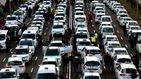10 días sin avances (y todo en contra) en la huelga del taxi de Madrid: ¿y ahora qué?