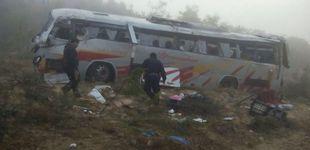 Post de Mueren 21 personas en México al chocar un camión y un autobús de peregrinos