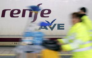 La nueva Renfe plantea un ERE 'voluntario' para 300 trabajadores