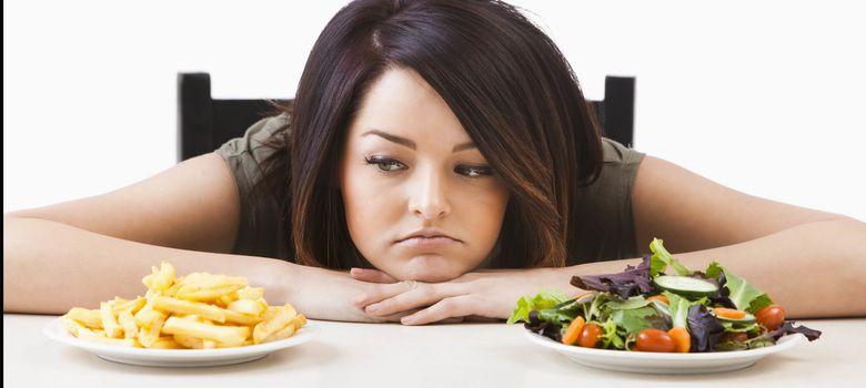 Foto: Las dietas demasiado restrictivas pueden ser contraproducentes y desequilibradas. (Corbis)