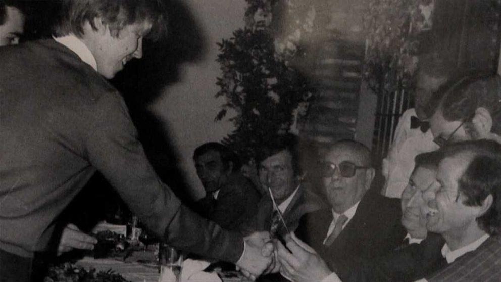 Así fueron los encuentros entre Manuel Díaz y Manuel Benítez en 47 años