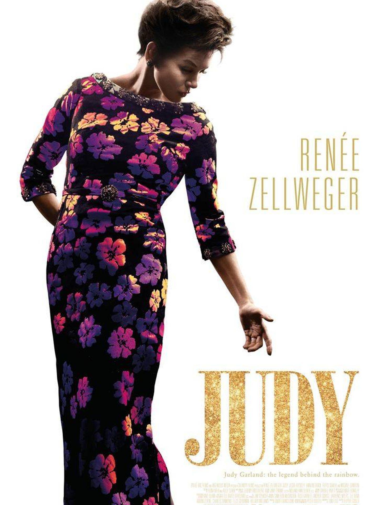 Cartel de 'Judy'.