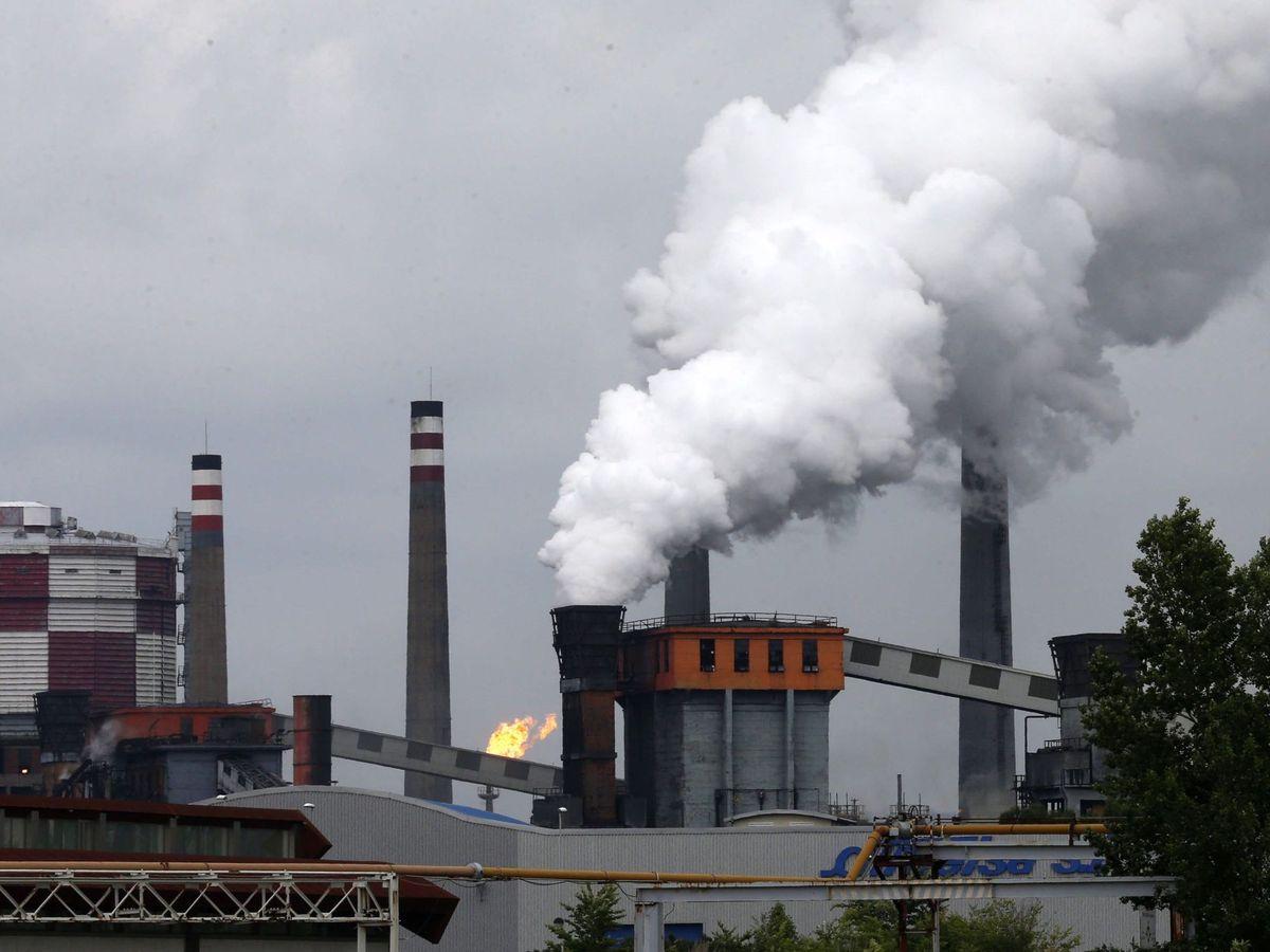 Foto: Una fábrica en España. (EFE)