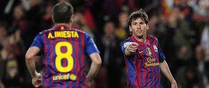 Sólo Messi, Iniesta, Busquets y Piqué serán intocables para Tito Vilanova