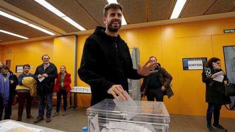 Gerard Piqué, tras pasar por las urnas el 21-D: No siempre se ha podido votar en España