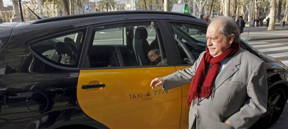 Foto: Lluis Prenafeta, ex alto cargo de la Generalitat de Cataluña (Efe)