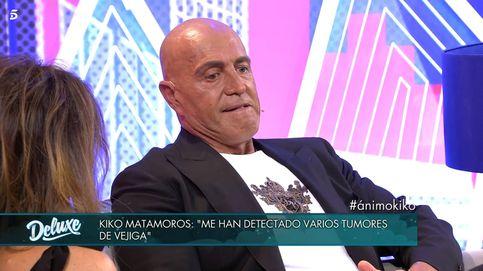 Kiko Matamoros le da la vuelta al drama de sus tumores: Vale la pena pasar por aquí