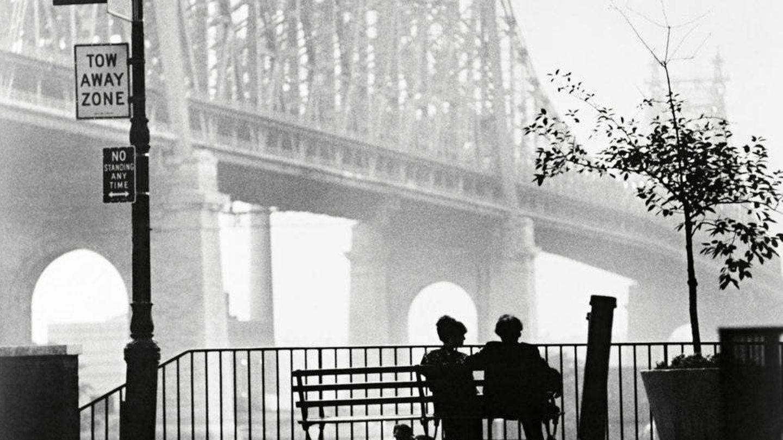 Fotograma de 'Manhattan'.