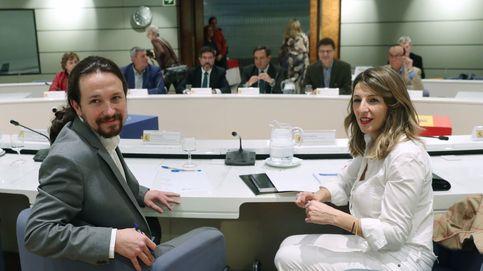 Podemos ensayará una bicefalia Iglesias-Díaz con contrapesos entre partido y Gobierno