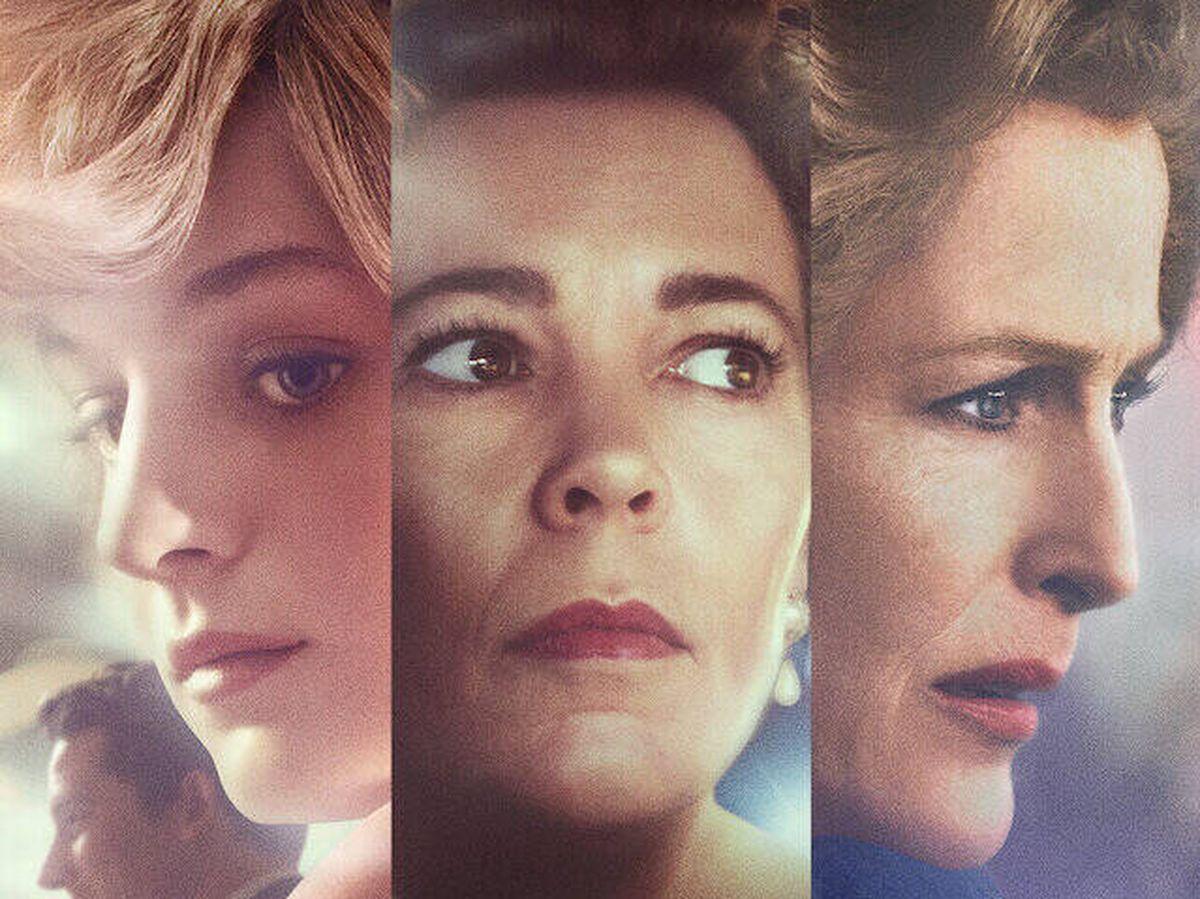 Foto: Cartel de 'The Crown'. (Netflix)