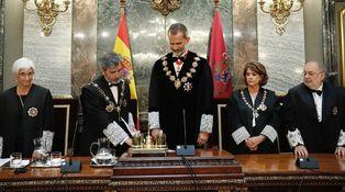 Los motivos de la ausencia de Pablo Casado en la apertura del año judicial