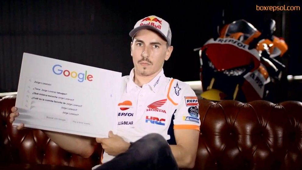 Cuántos hypercars tiene Jorge Lorenzo y otras preguntas que el fan hace a Google