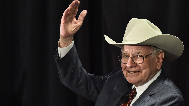 Foto: El inversor Warren Buffett