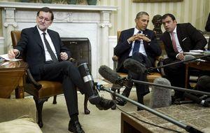 El tema catalán, fuera del Despacho Oval: Obama no sabe ni de qué va