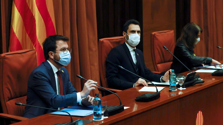Cataluña busca alternativas legales para gestionar la pandemia tras el estado de alarma