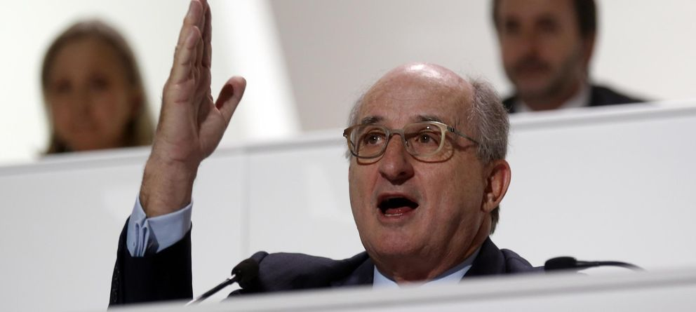 Foto: El presidente de Repsol, Antonio Brufau. (Reuters)